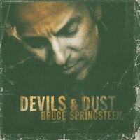 """BRUCE SPRINGSTEEN """"DEVILS & DUST"""" CD + DVD NEUWARE"""