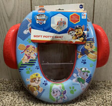 Paw Patrol Soft Potty Seat w/ Potty