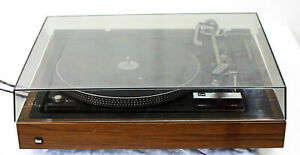DUAL 1237 Belt Drive Schall-Plattenspieler / Turntable Hifi Stereo Vinyl Vintage