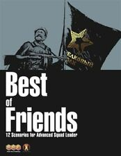 ASL Best of Friends Scenario Pack Advanced Squad Leader MMP New In Shrink Wrap