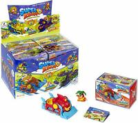 SUPERZINGS SERIES 5 BOX OF 8 SKY RACER VEHICLES SEALED FREE GIFT WITH THIS ITEM