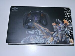 Transformers IF EX-36R Chaos Raven (The Fallen)