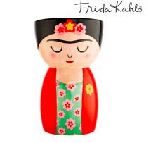 Sass & Belle Frida Kahlo Body Shaped Flower Vase Planter Mexican Home Decor