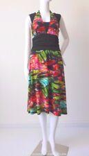 PHILOSOPHY AUSTRALIA Sleeveless Dress Size 10 - 12 US 6 - 8  Made in Australia