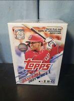2021 Topps Baseball Series 1 SEALED BLASTER BOX 7 Packs NEW UNOPENED