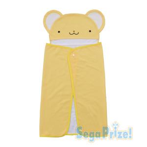 Sega CardCaptor Sakura Anime Cerberus Kero-Chan Premium Hooded Blanket SG8396