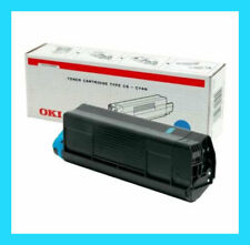 Toner Oki 42127407 Cartridge Original Of Cyan For C5100 C5200 C5300 C5400