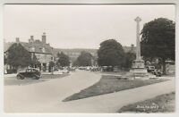 Worcestershire postcard - Broadway - RP