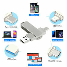 Type-C Otg Flash Pen Drive Usb3.0 Memory Stick for Android Phone Pc 64/512Gb 1Tb