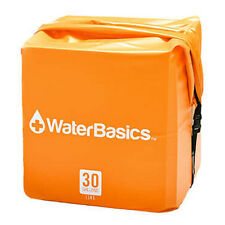 Aquamira 67263 Waterbasics Water Storage Kit [30 Gallon]