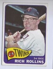 1965 TOPPS # 90 RICH ROLLINS NICE CARD