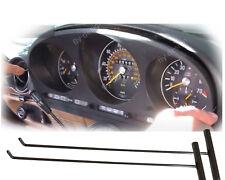 Reparatur Tachohaken Kombiinstrument ausbauen Tacho Tacho Ausbau Mercedes