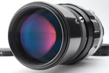 Nikkor - QC auto f4 200mm non-Ai 【Near Mint】From Japan 313