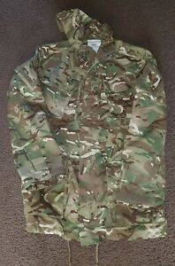 BRITISH ARMY MTP WINDPROOF COMBAT SMOCK, 180 / 96 SIZE,