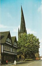 The Twisted Spire, CHESTERFIELD, Derbyshire