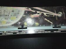 $ VTG~1977~1978~Kenner~Star~Wars~figure~Display~Stand~stormtrooper~luke~han~solo