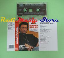 MC RENATO DEI PROFETI Ho difeso il mio amore 1996 italy SUPER no cd lp dvd vhs
