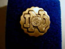 Vintage Notre Dame Lapel Pin/Hat Pin Bronze