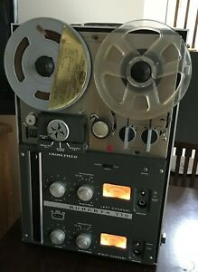 Roberts 770 Reel to Reel Tape Recorder  Power Tested Works - Local pick up only