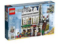 LEGO Creator Pariser Restaurant (10243) Neu OVP Versiegelt