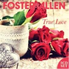 FOSTER AND ALLEN TRUE LOVE 3 CD NEW
