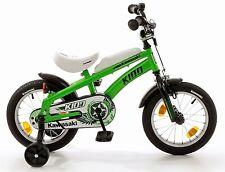 Kawasaki Kinderfahrrad Kidd 14 Zoll Grün/schwarz 511-kw-34