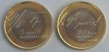 3 euro Slovénie 2017 100 ans Mai-Déclaration unz