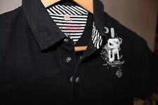 Polo / T-Shirt in 164 von PL05, schwarz, Kinder, Jungen, Sommer, Pampolina, top