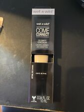 Wet N Wild Come Correct Fair Celebrity Concealer Tube #A114 Full Coverage