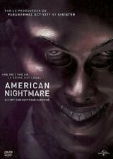 American nightmare DVD NEUF SOUS BLISTER