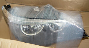 BMW Brand OEM European Spec Clear Halogen Headlamps E60 E61 5 Series 2004-2007