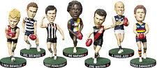 "AFL - 8"" Bobble Head Set (7) by Elite Sports #NEW"