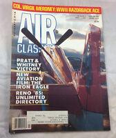 Iron Eagle Reno  Pratt & Whitney Victory     Air Classics Magazine  Airplane