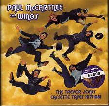 Paul McCartney   & Wings 7 CDs & 2 DVDs   Box  Set