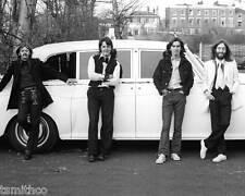 The Beatles Rolls Royce John Lennon Paul McCartney 8x10 Photo 001
