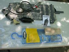 Army MOLLE II Hydration unit, w Camelbak Cleaning Kit, & in line filter  (c2)