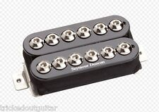 SEYMOUR DUNCAN SH-8B SG SYNYSTER GATES BRIDGE HUMBUCKER BLACK AND CHROME