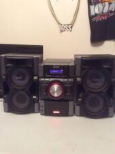 SONY GENEZI MHC-EC79i HI-FI STEREO iPod DOCK CD PLAYER