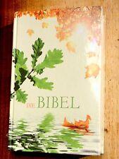 German Bible, Die Bibel, Schlachter 2000, Hardcover, Leaves Cover