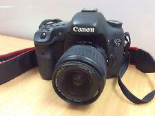 Canon EOS 7D 18.0MP Digital SLR Camera - Black (Kit w/ EF-S 18-55mm Lens)