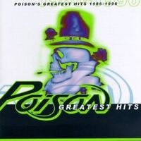 Poison - Greatest Hits 1986-96 [New CD] Holland - Import