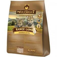 Welpe Hundefutter mit Lamm