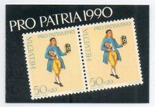 SWITZERLAND / SVIZZERA 1990 - PRO PATRIA LIBRETTO/BOOKLET MNH**