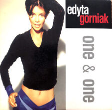 Edyta Gorniak CD Single One & One - France (VG/EX+)
