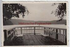 (f4521) ORIG. foto ugleisee, Angel ponte 1930er