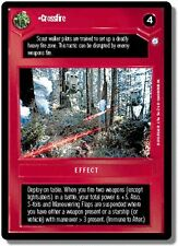 Star Wars CCG Endor DS Rare Crossfire