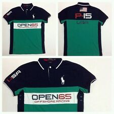 Polo Stadium Ralph Lauren Performance Offshore Racing Rugby Open 65 USA XLT