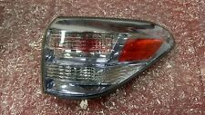 Rear Right OEM Quarter Panel Outer Tail Light Lamp Lexus RX450h Hybrid 2010-12