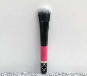 MAC Nutcracker Sweet 159SE Duo Fibre Blush Brush, Travel Size, Brand New!