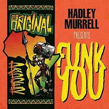 Hadley Murrell Presents Funk You - Various Artists (NEW CD)